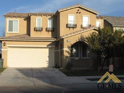 Bakersfield Single Family Home For Sale: 6017 Pilar Way