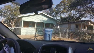 Taft Single Family Home For Sale: 420 Montview Avenue