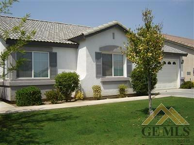 Bakersfield Rental For Rent: 9906 Discovery Ridge Avenue
