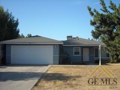 Bakersfield CA Rental For Rent: $1,250