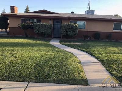 Bakersfield Single Family Home For Sale: 601 White Lane
