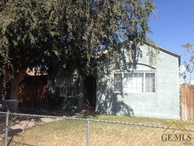 Bakersfield Single Family Home For Sale: 130 17th Street