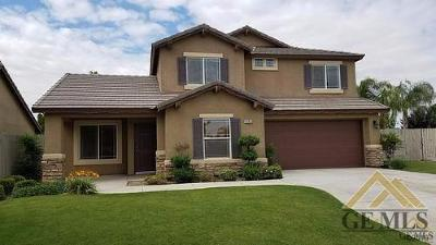 Bakersfield Rental For Rent: 8909 Lincoln Center Court