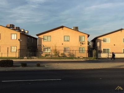 Bakersfield Multi Family Home For Sale: 1316 E California Avenue