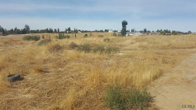 Bakersfield Residential Lots & Land For Sale: 3025 Fairfax Road