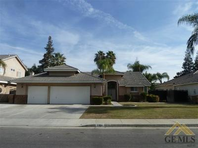 Bakersfield Single Family Home For Sale: 804 Coyote Springs Drive