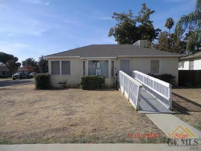 Bakersfield Single Family Home For Sale: 722 Francis Street