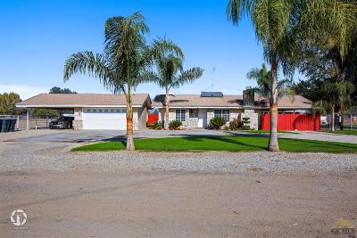 Bakersfield CA Single Family Home For Sale: $484,900