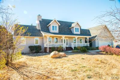 Tehachapi Single Family Home For Sale: 19600 Violette Court