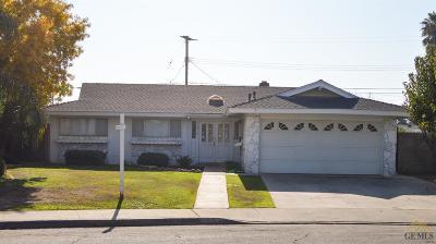 Delano Single Family Home For Sale: 2018 7th Avenue