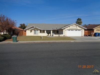 Bakersfield Single Family Home For Sale: 9500 E Wandering Oak Drive