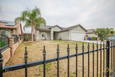 Bakersfield Single Family Home For Sale: 1721 Pyxis Street