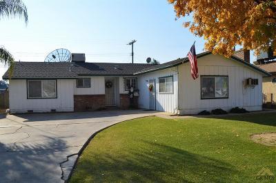 Delano Single Family Home For Sale: 1608 18th Avenue