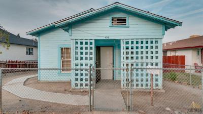 Taft Multi Family Home For Sale: 408 San Emidio Street