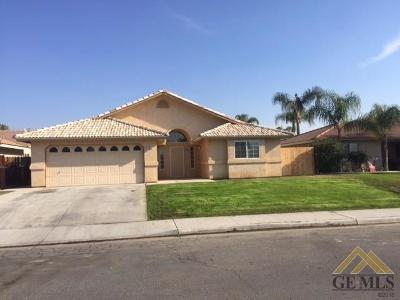 Shafter Single Family Home For Sale: 262 Potter Street