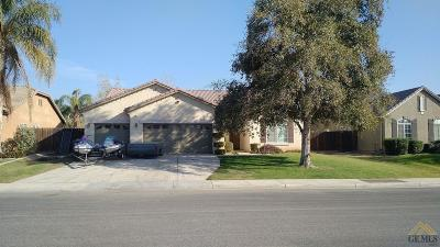Bakersfield Single Family Home For Sale: 6808 Rangeview Drive