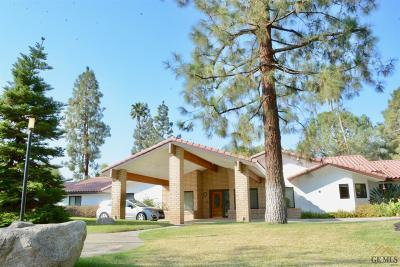 Bakersfield Single Family Home For Sale: 8130 Norris Road
