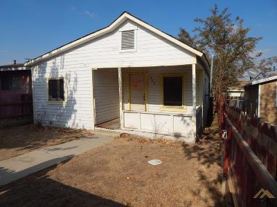Taft Single Family Home For Sale: 304 San Emidio Street