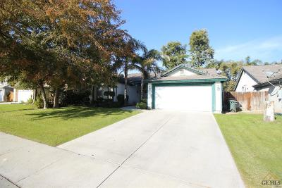 Bakersfield Single Family Home For Sale: 9400 Cannondale Drive