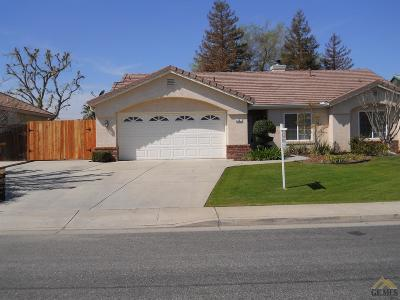 Bakersfield Single Family Home For Sale: 4801 Native Dancer Drive