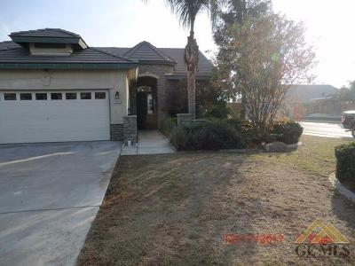 Bakersfield Single Family Home For Sale: 2919 Grandview Lane