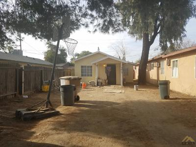 Bakersfield Single Family Home For Sale: 3617 M Street