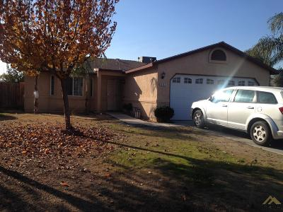 Mc Farland Single Family Home For Sale: 883 Butte Street