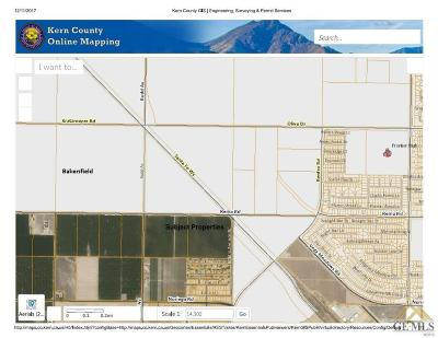 Bakersfield Residential Lots & Land For Sale: Apn 463-052-05