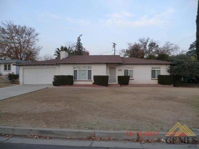Bakersfield Single Family Home For Sale: 2540 Avenida Escuela