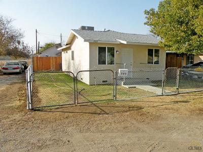 Bakersfield Multi Family Home For Sale: 705 Monache Drive