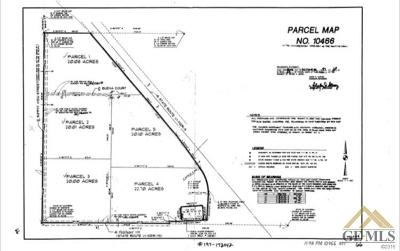 Bakersfield Residential Lots & Land For Sale: Interstate 5