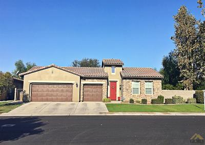 Bakersfield CA Single Family Home For Sale: $473,800