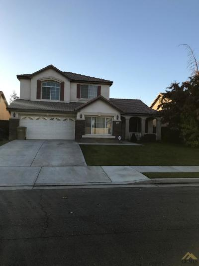 Bakersfield Single Family Home For Sale: 7205 Whitewater Falls Drive