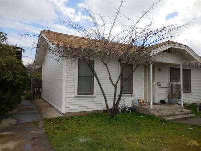 Delano Multi Family Home For Sale: 1014 Oxford Street