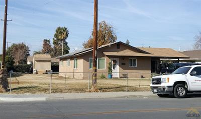 Shafter Single Family Home For Sale: 435 Wall Street