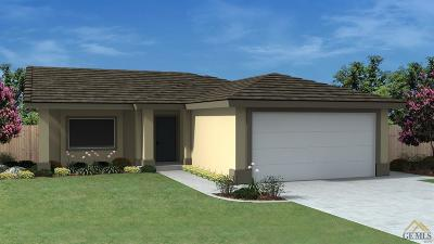 Delano CA Single Family Home For Sale: $237,950