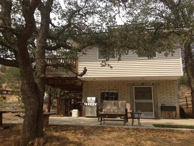 Tehachapi Single Family Home For Sale: 23875 Willow Canyon Road