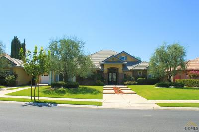 Bakersfield Single Family Home For Sale: 13205 Michaelangelo Drive