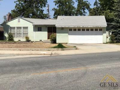Shafter Single Family Home For Sale: 329 Mannel Avenue