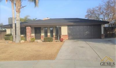 Bakersfield Single Family Home For Sale: 7912 Gallup Drive