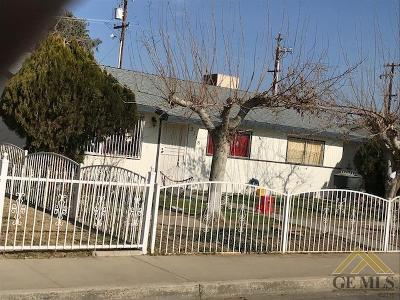 Wasco Single Family Home For Sale: 2118 1st Street
