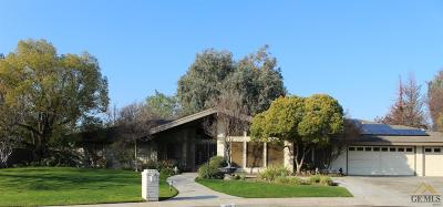 Bakersfield CA Single Family Home For Sale: $409,000