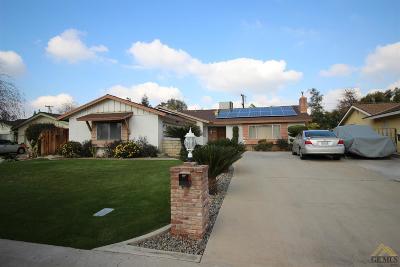 Bakersfield Single Family Home Active-Contingent: 4100 Granada Avenue