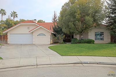 Bakersfield Single Family Home For Sale: 1512 Branch Crest Court
