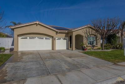 Bakersfield Single Family Home For Sale: 9314 Via Lugano