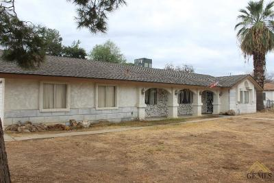 Single Family Home For Sale: 712 Mission Street