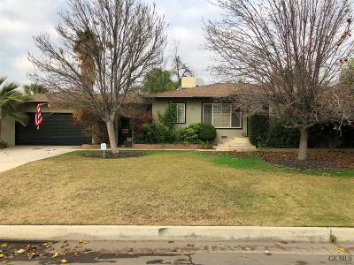 Bakersfield Single Family Home Active-Contingent: 110 Montrose Street