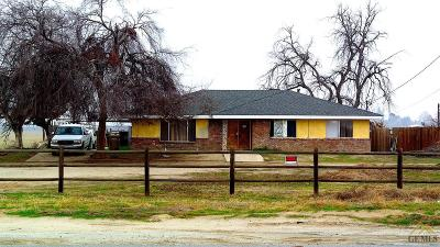 Bakersfield Single Family Home For Sale: 19026 Stockdale Highway
