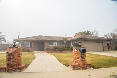Bakersfield Single Family Home For Sale: 6117 Carter Avenue