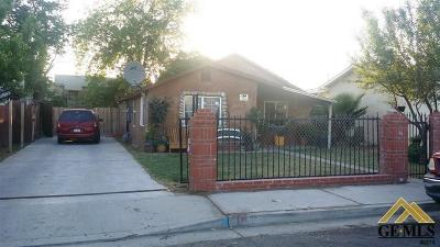 Bakersfield Single Family Home For Sale: 1022 E Webster Street